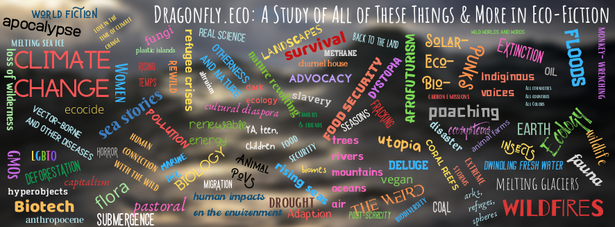 What Is Eco >> What Is Eco Fiction Dragonfly An Exploration Of Eco Fiction